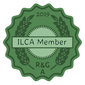 Illinois Landscape Contractors Association Member Badge