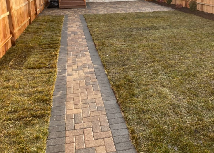 Chicago Landscaping, Patio Paving, Fence Installation